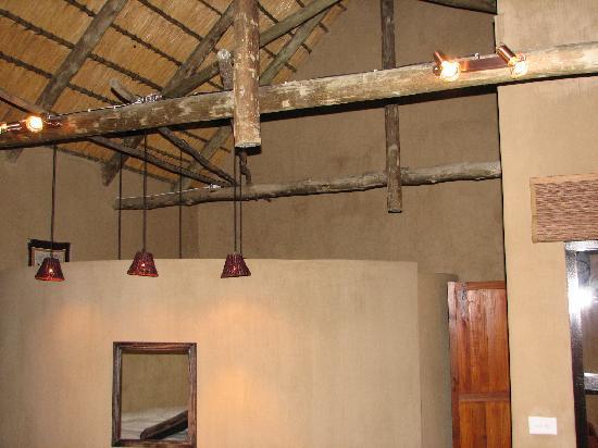 AmaZulu Lodge: Open plan