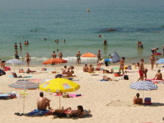 Praia Santa Baia Hotel: Samil beach- walking distance from hotel
