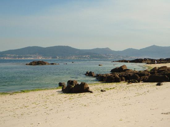 Praia Santa Baia Hotel: Beach close to the hotel