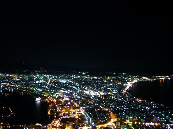 Hakodate, Japan: 夜景