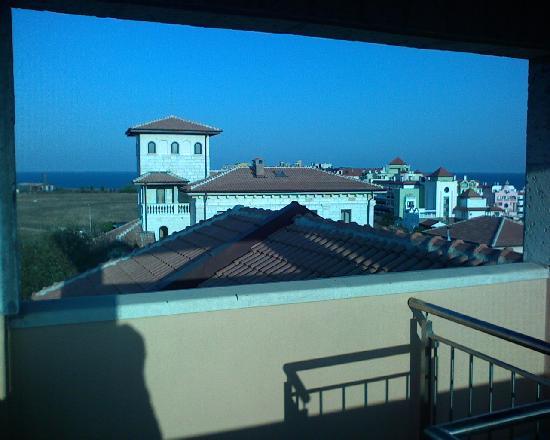 Asti Arthotel: Tower view