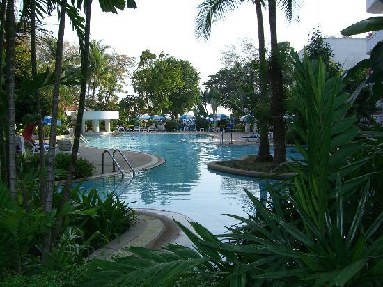 Novotel Rayong Rim Pae Resort: Nice pool