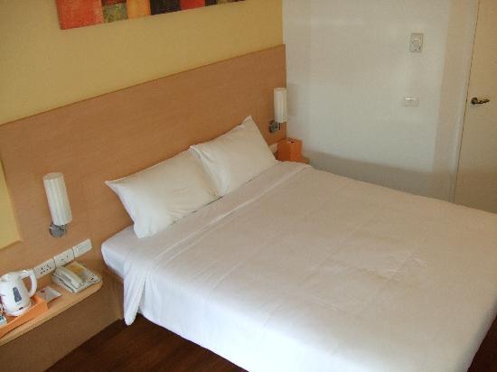 Ibis Pattaya: la chambre