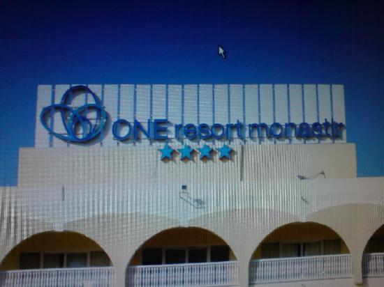 One Resort Monastir: batiment principal