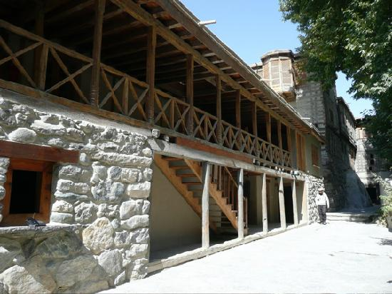 Serena Shigar Fort: The historic complex wows from its entrance to its interior.