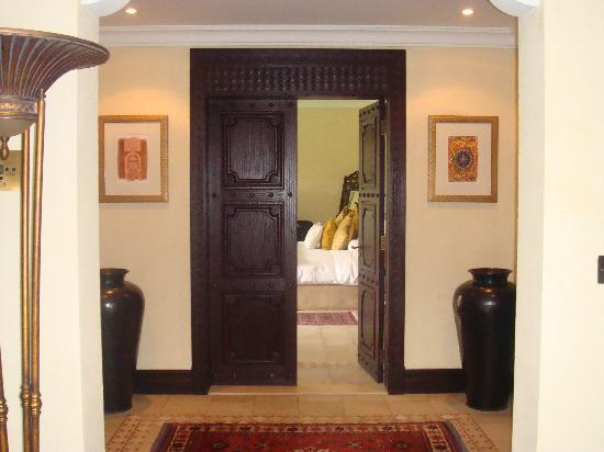 Jumeirah Dar Al Masyaf at Madinat Jumeirah: Entrance to the room