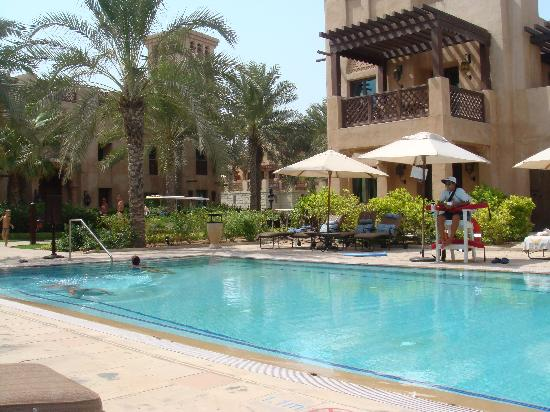 Jumeirah Dar Al Masyaf at Madinat Jumeirah : The private pool for the summerhouses