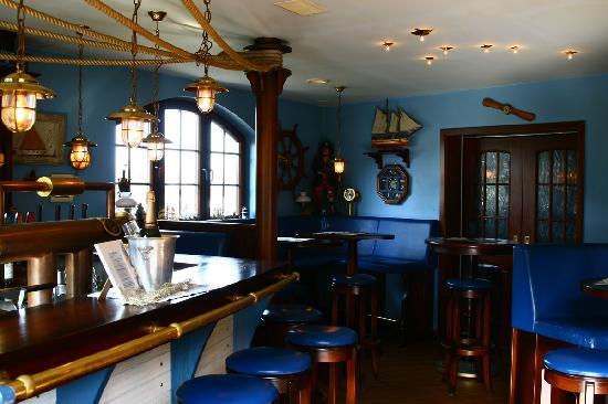 Hotel Wernerwald: Bar (Raucherbereich)