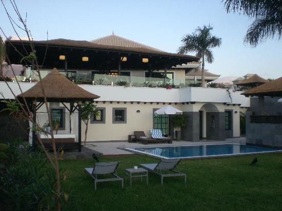Gran Melia Palacio de Isora Resort & Spa: Villa privada dentro del Hotel