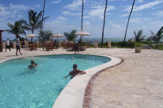 Vik Hotel Cayena Beach Pool For Club Guests