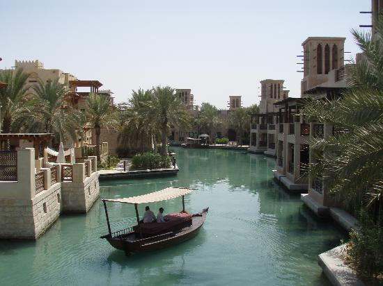 Jumeirah Dar Al Masyaf at Madinat Jumeirah: canaux