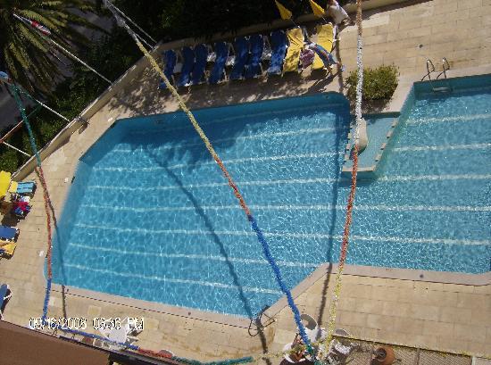 Estoril Eden Hotel: piscine hôtel Estoril Eden 1