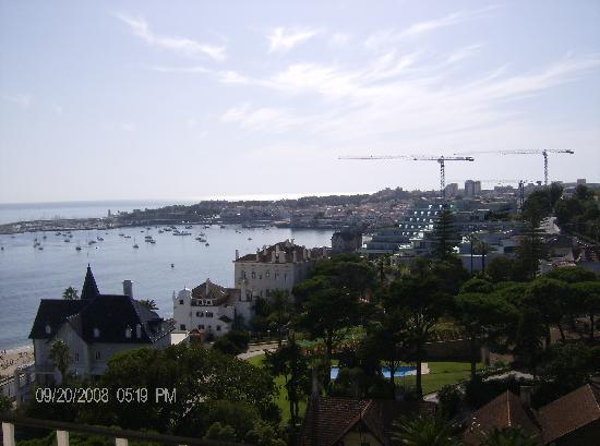 Estoril Eden Hotel : vue de l'hôtel du 13ème étage