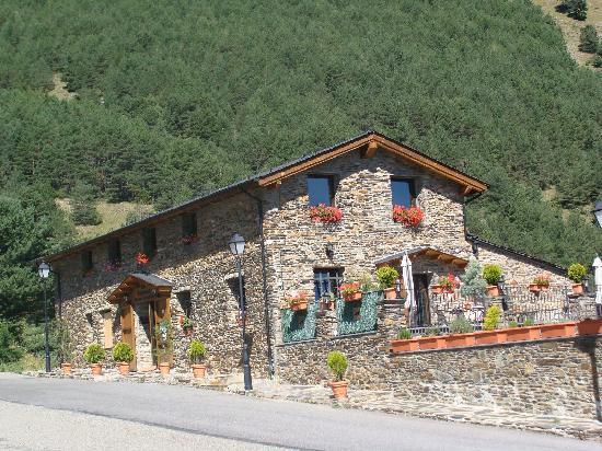 Bixessarri, Andorra: El Hotel Parador de Canolich