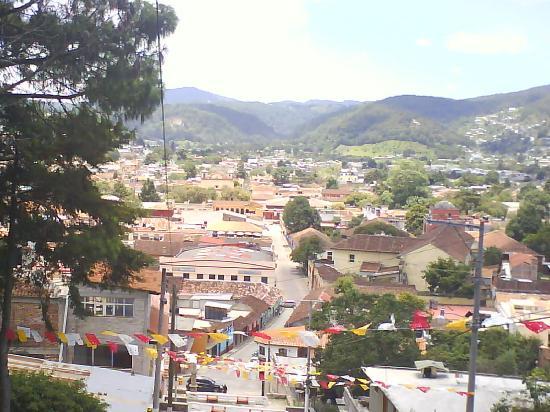 San Cristobal de las Casas, Meksika: Vista hermosa desde el Mirador
