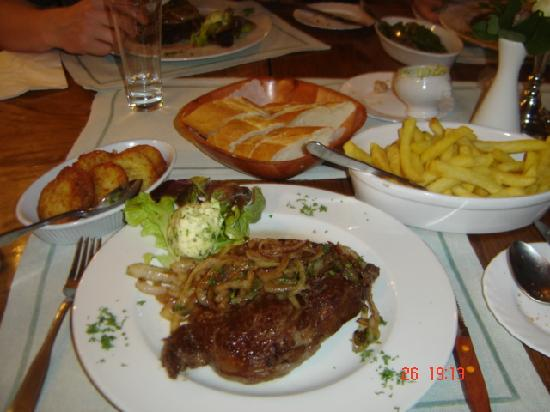 Hotel Restaurant Normandie: The food is absolutely top notch