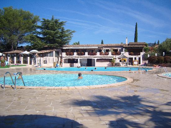 Agay, Frankrig: pool area