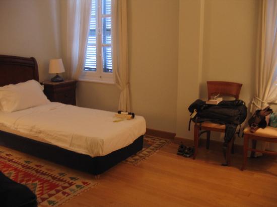 Hotel Leto Hydra: hotel leto room (twin)