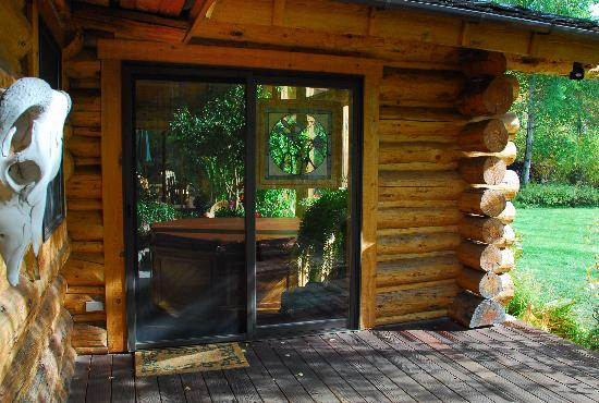 Wildflower Lodge at Jackson Hole: Wildflower Inn - Hot Tub/Solarium