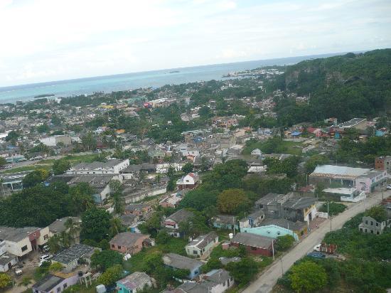 Sol Caribe San Andres: San Andres desde el cielo