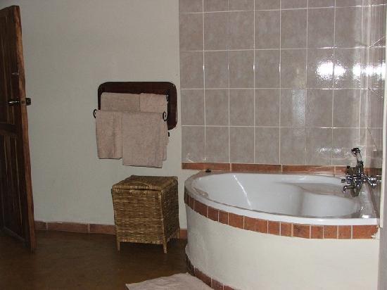 Thorntree River Lodge: bathroom