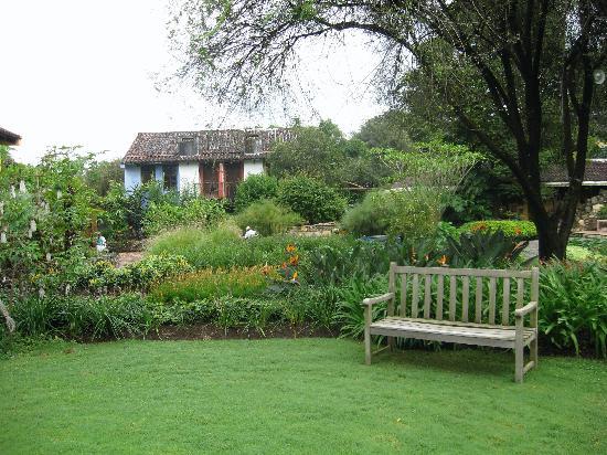Quinta de las Flores: Garden