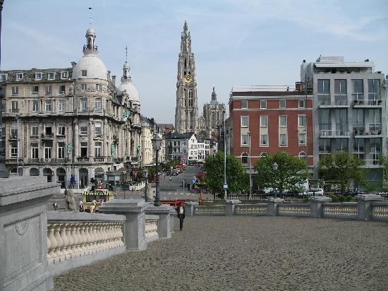 Belgie: Antwerp, Belgium
