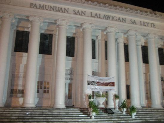 Leyte Island, Philippines: Capitol Building