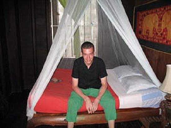 C&C Teak House: Une chambre, sans douche