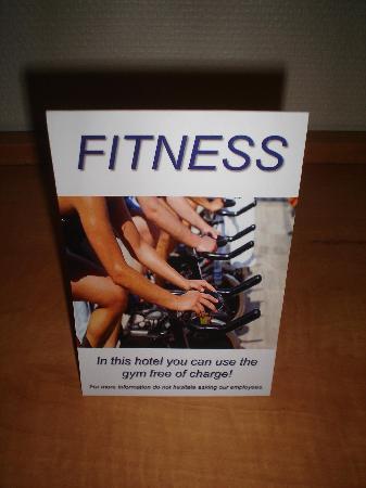 Bastion Hotel Apeldoorn Het Loo: Gym facilities on offer