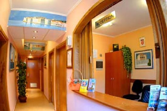 Villa Curic: Acceuil