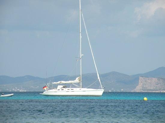 Formentera, Espagne: Yacht