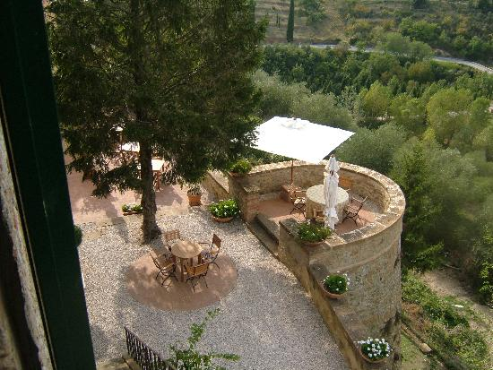 Palazzo Brandano : beautiful terrace!