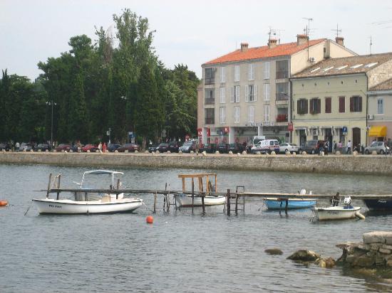 Hotel Laguna Materada: Porec