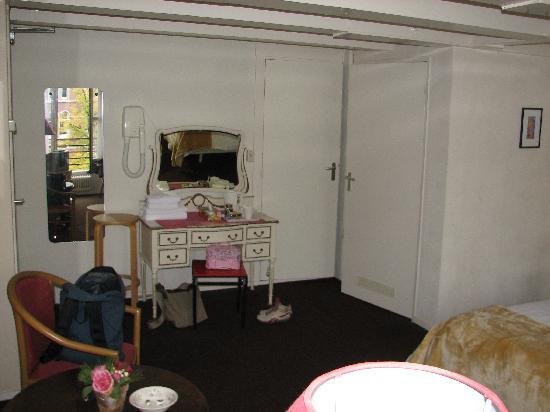 Hotel Keizershof: Charlie Chaplin room