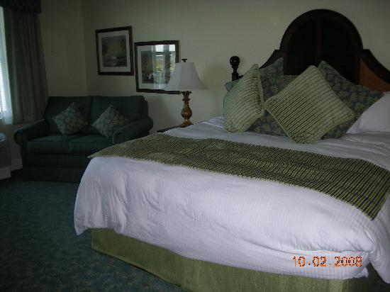 The Waterfront Inn: King Room