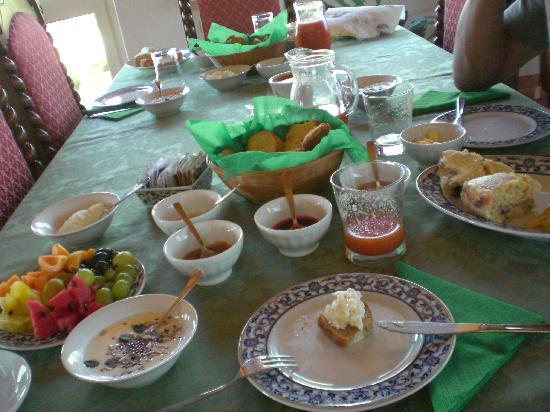 Villa Sogno Charme e Relax Selinunte: The delightful breakfast