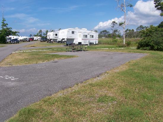 Gulf State Park: Campground