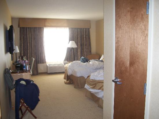 The Inn at Charles Town: Looking from the door
