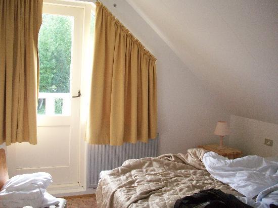 Hotel Eyvindara: the room