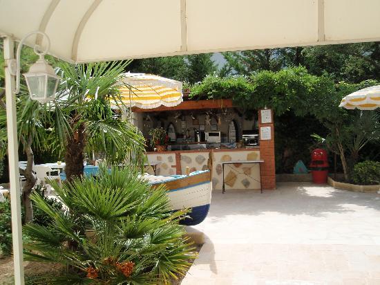 Hôtel Beau Site : Bar