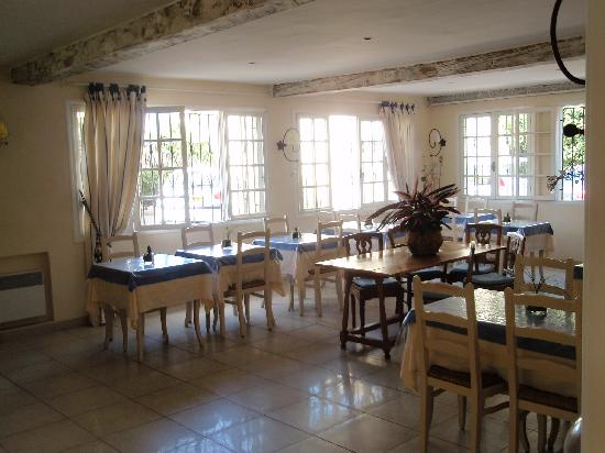 Hôtel Beau Site : Dining Room