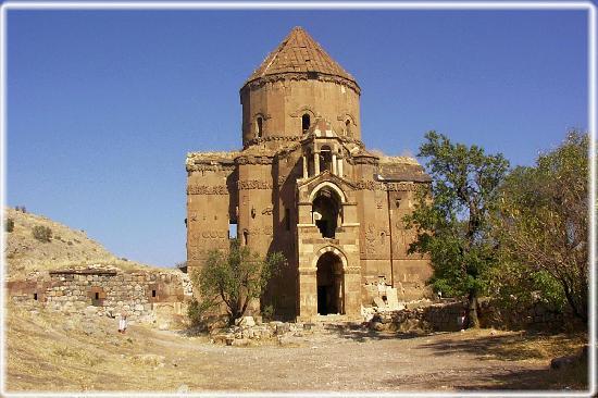 Akdamar Island : Akdamar Church