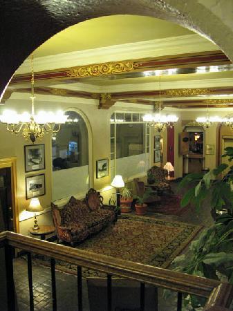 Hotel Monte Vista Flagstaff Lobby
