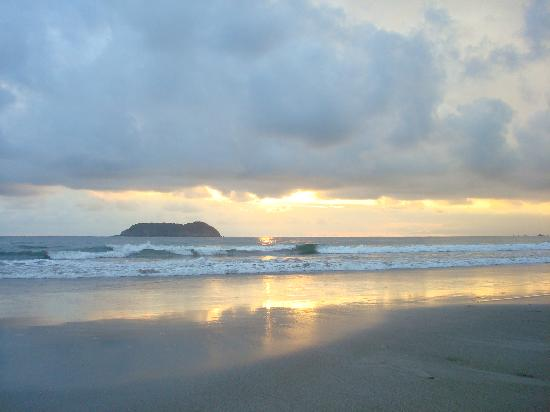 Park Narodowy Manuel Antonio, Kostaryka: Espadilla Beach
