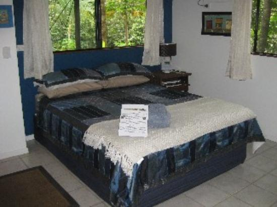 Cairns Reef 'n Rainforest B&B : The bed