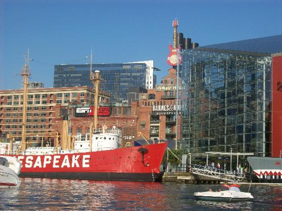 Aquarium Picture Of Baltimore Marriott Inner Harbor At