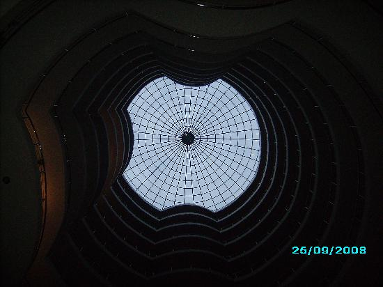 Imperial Royale Hotel: Skylight
