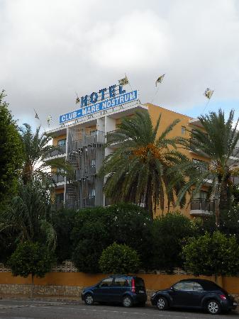Hotel Playasol Mare Nostrum: Mare Nostrum