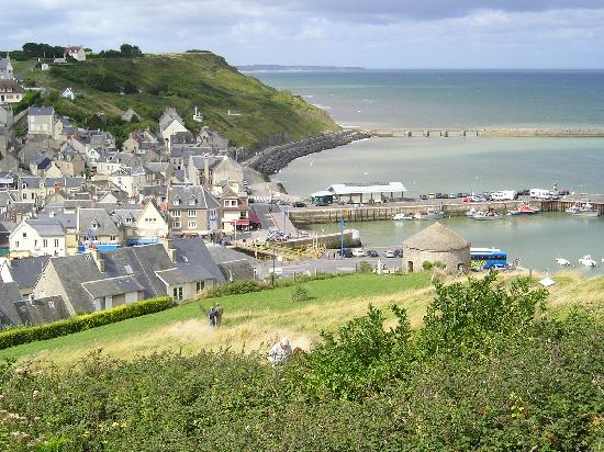 Port En Bessin And Harbour Five Minutes Walk From Ibis Picture - Location port en bessin